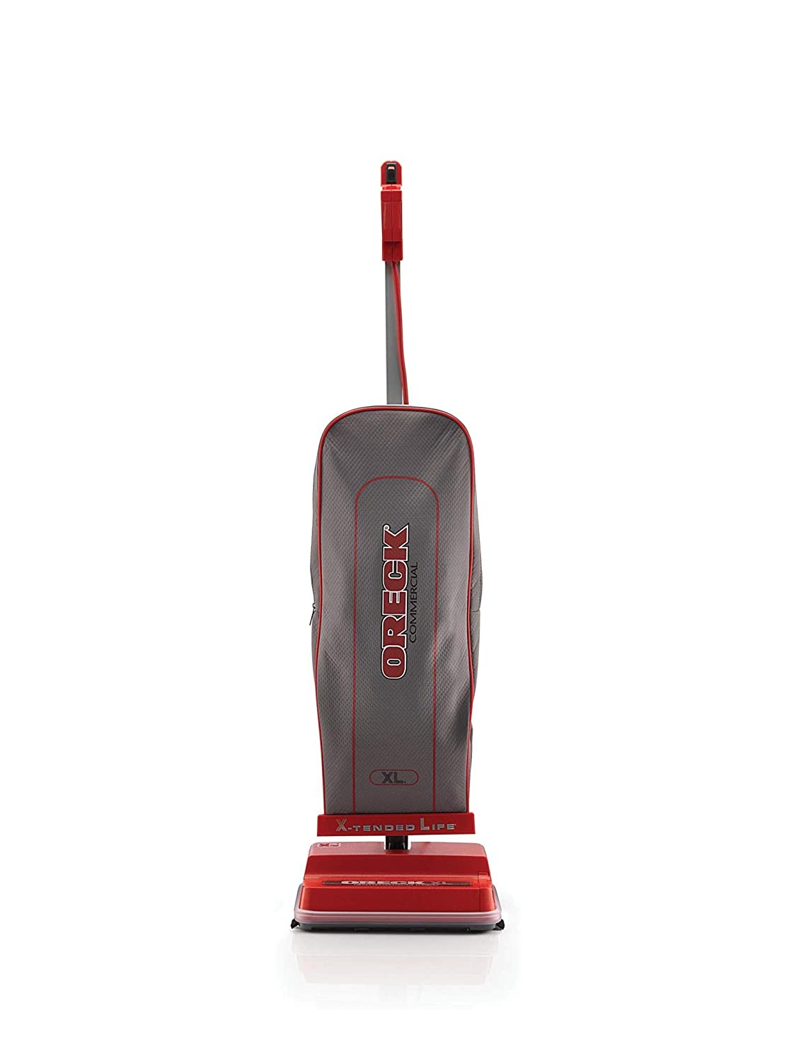 Oreck Commercial, Professional Upright Vacuum Cleaner, U2000RB1 (Renewed)