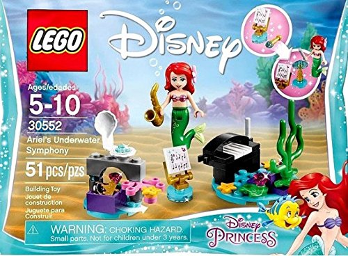 LEGO Disney Ariel's Underwater Symphony  Bagged