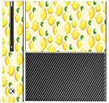 Lemon Lemon Lemons and More Lemons Pattern Xbox One Console Vinyl Decal Sticker Skin by Moonlight Printing