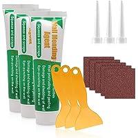 Muur Mending Agent,Weerbestendig Muur Crack Filler Pasta Cream,Zelfklevende Gipsplaten Reparatie Putty voor Sneldrogend…
