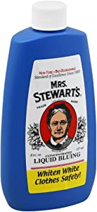 Mrs. Stewarts Liquid Bluing 8.0 OZ(Pack of 3)