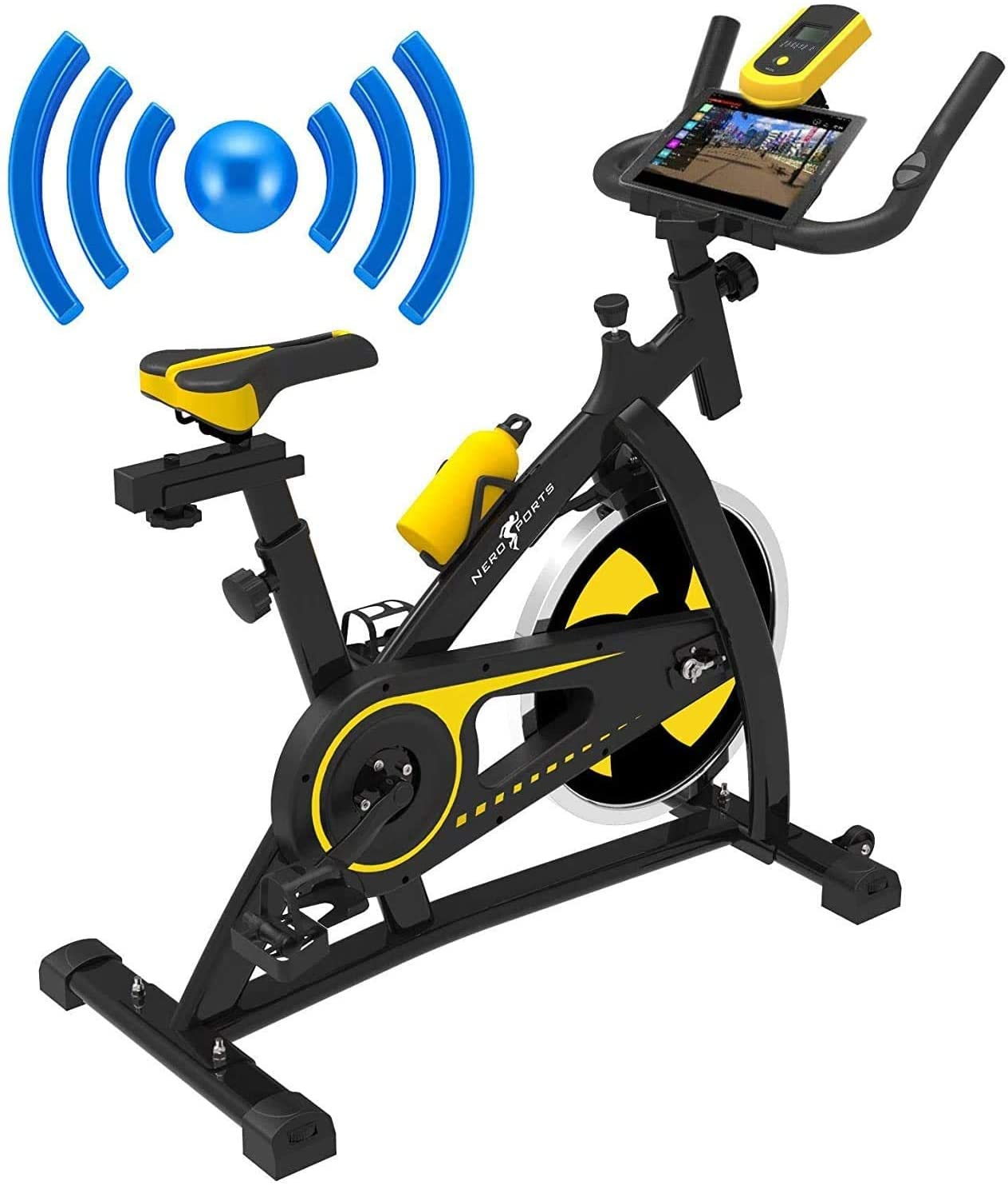 Nero Sports Bluetooth Bike Review