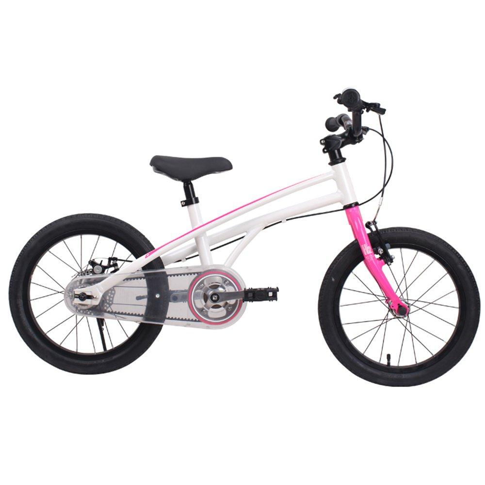 LVZAIXI マウンテンバイク自転車ディスクブレーキサスペンションフォークファットタイヤ ( 色 : ピンク ぴんく , サイズ さいず : 18Inch ) B07BSY1VVW 18Inch|ピンク ぴんく ピンク ぴんく 18Inch