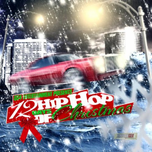 12 Hip Hop Days Of Christmas by Various Artists on Amazon Music - Amazon.com