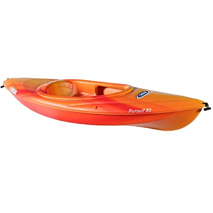 Amazon com : Pelican International Pursuit 80 Sit-In Kayak : Sports