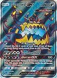 Guzzlord-GX - 105/111 - Full Art Ultra Rare - Sun & Moon: Crimson Invasion