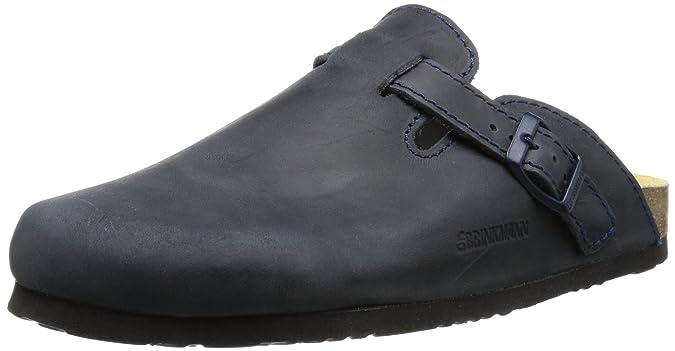 Dr. Brinkmann 605167, Chaussures homme, Bleu - Bleu océan, 5 UK