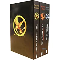 The Hunger Games Trilogy Classic boxed set