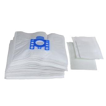 RanDal 20X Aspirador De Micro-Filtración Hoover Bolsas De ...