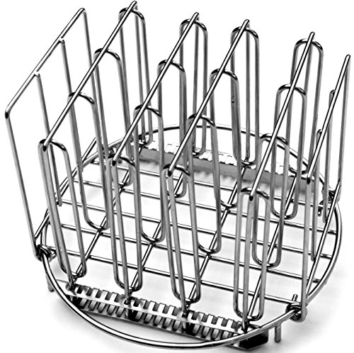 LIPAVI Sous Vide Rack Model R20, Stainless Steel