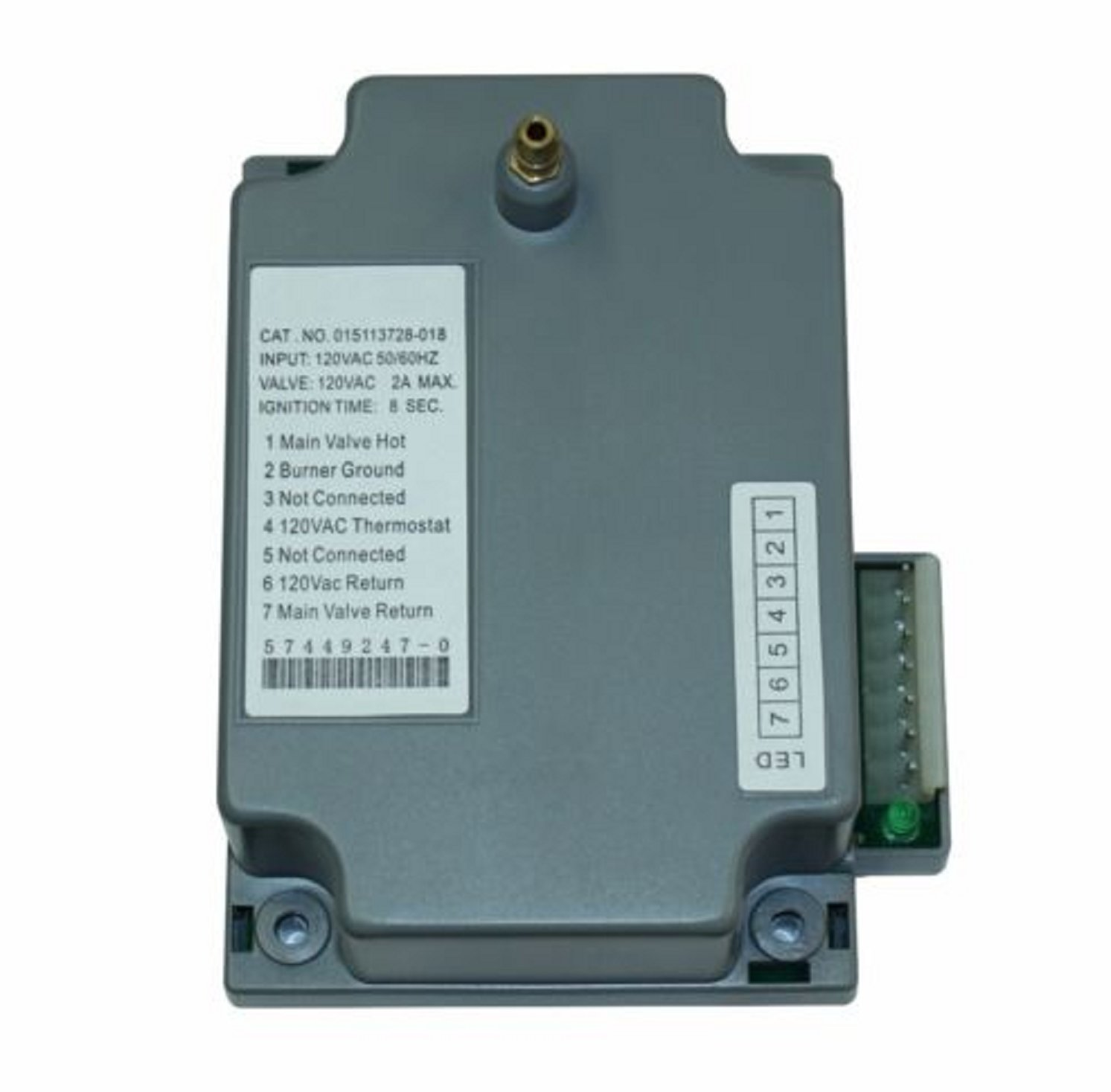 USA Premium Store Ignition Control Box for Huebsch, SQ Dryers - M406789P, M406881, M406934P