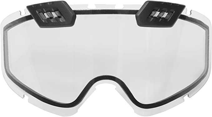 CKX Titan 210 Tactical w// Controlled Ventilation Mirror Double Lens