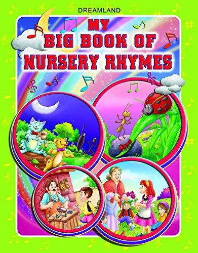My Big Book of Nursery Rhymes (Famous Nursery Rhymes)