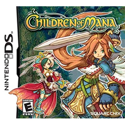 Children of Mana: Artist Not Provided: Video Games