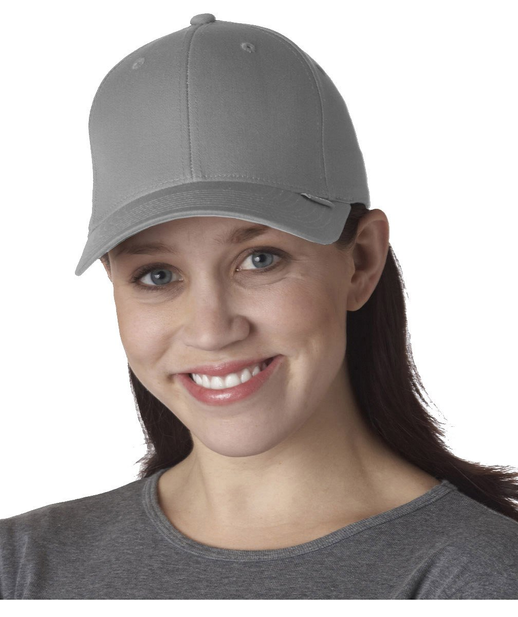 Flexfit HAT メンズ B01G28DIY8 Large / X-Large Gray Gray Large / XLarge