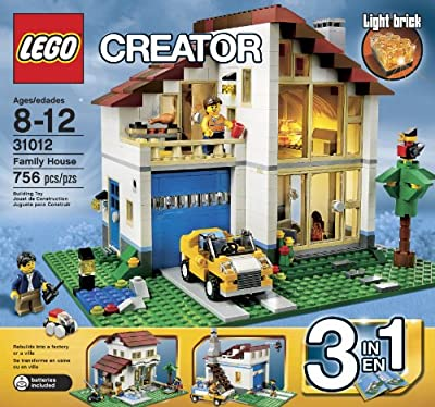 LEGO Creator Family House (31012)