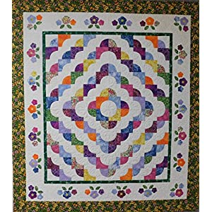 Image of Quilt, Throw size quilt, Lap quilt. Home and Kitchen