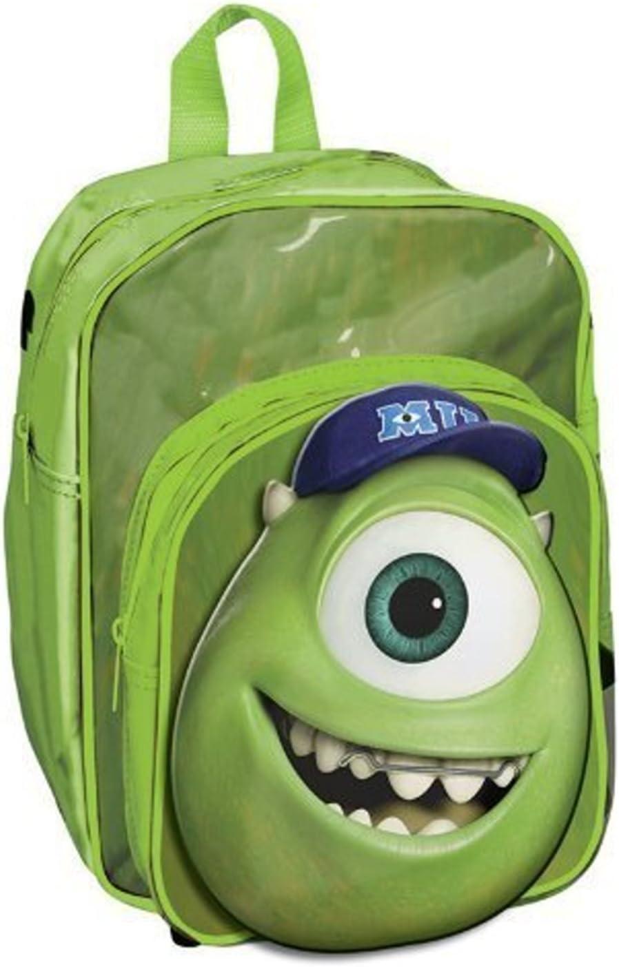 Disney Monsters University academy sac a dos Mike Wazowski: Amazon ...