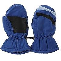 2 stks/set Baby Skiën Handschoenen - 2-5 Jaar Mitten Winter Kids Jongens Meisjes Outdoor Warme Handschoenen Waterdicht…