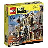 LEGO The Lone Ranger Silver Mine Shootout (79110)