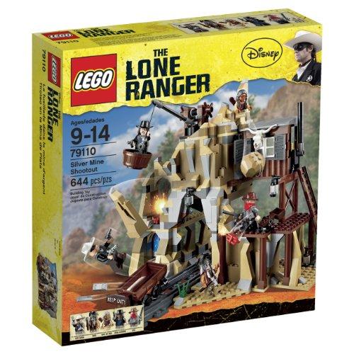 LEGO The Lone Ranger Silver Mine Shootout (79110) ()