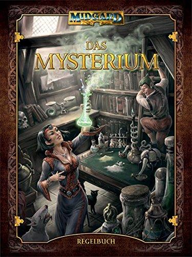 Midgard, Teil: Das Mysterium - Eine Einführung in die Geheimnisse des Zauberwerks: Amazon.es: Jürgen E. Franke: Libros en idiomas extranjeros