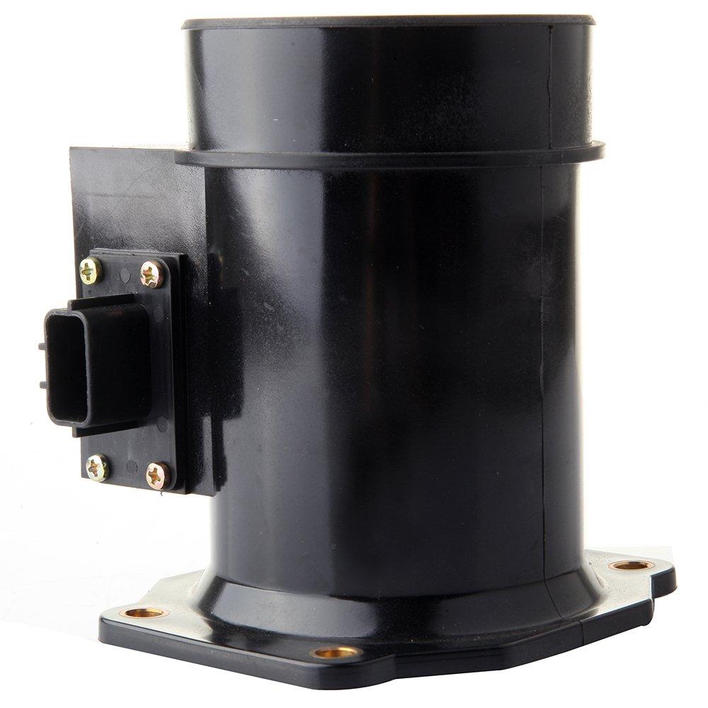 SCITOO Mass Air Flow Sensor Meter MAF Fit NissanMaxima InfinitiI30 1996-1999 J30 1995-1997 3.0L V6 V8 1997-2001 22680-31U00