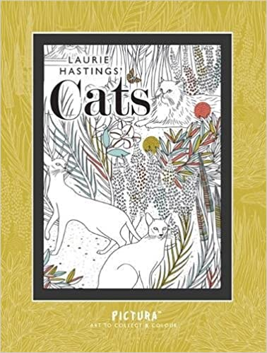Pictura Cats Amazoncouk Laurie Hastings 9781783702299 Books