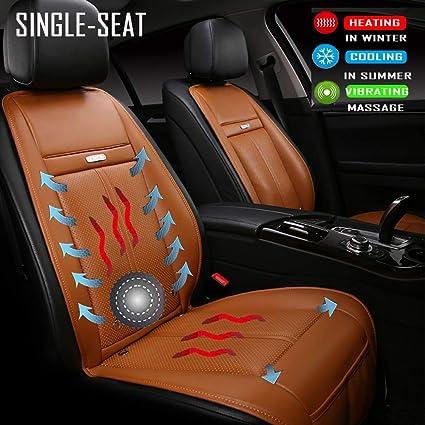 DC 12V Car Seat Heater Heated Cushion Winter Heating Warmer Cover Pad Universal