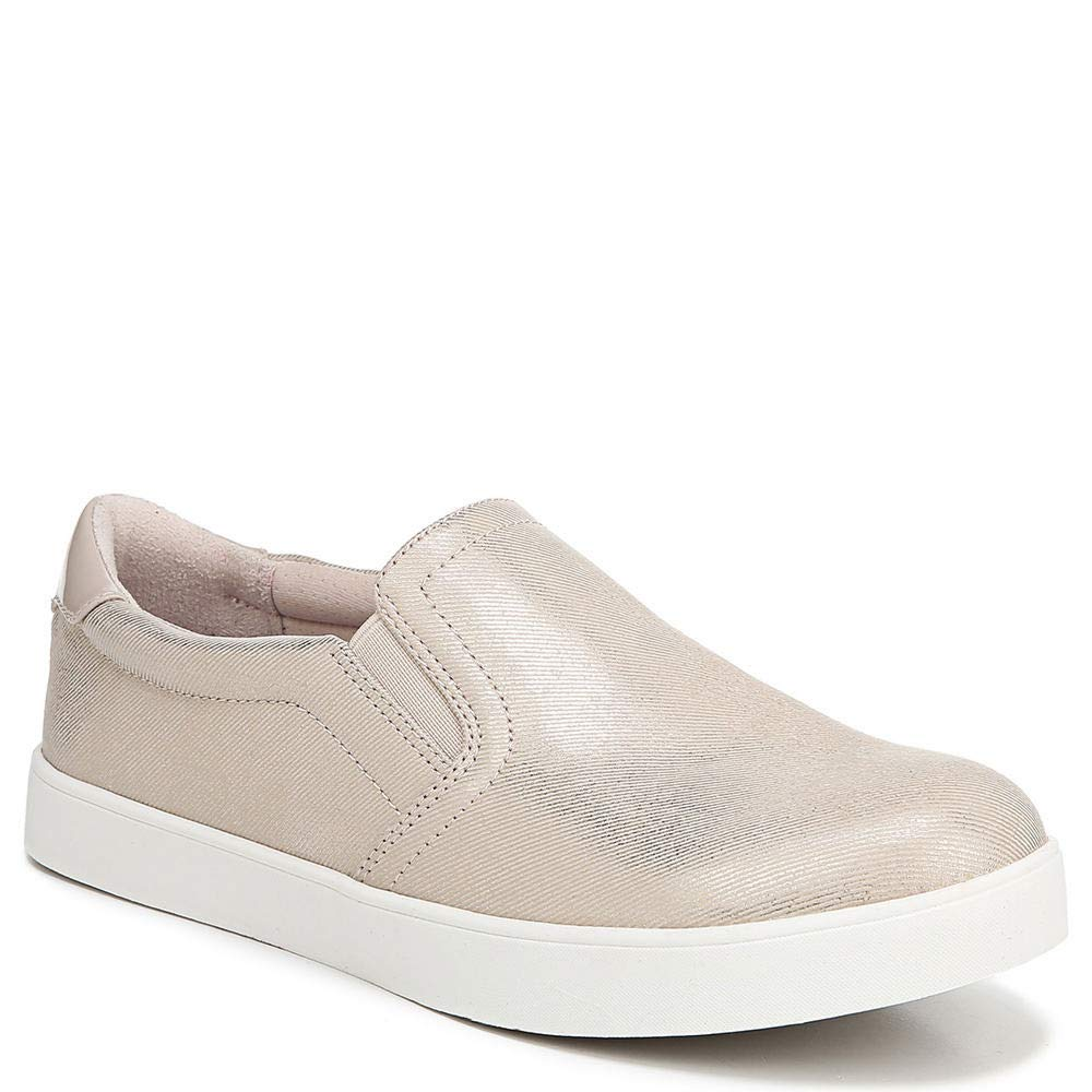 Dr. Scholl's Shoes Women's Madison Sneaker Beach Metallic Denim 8 M US