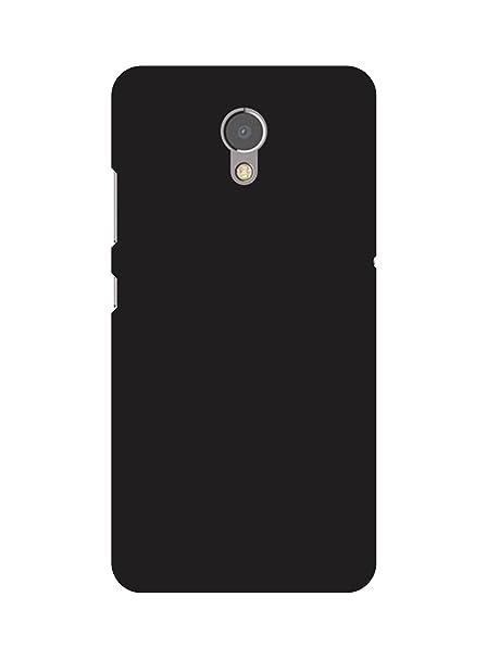 new style eb8ec 174de Case Creation Hard Back Case Cover for Lenovo P2/Lenovo P2 P2a42/Lenovo  Vibe P2/LenovoP2 Color - Pitch Black