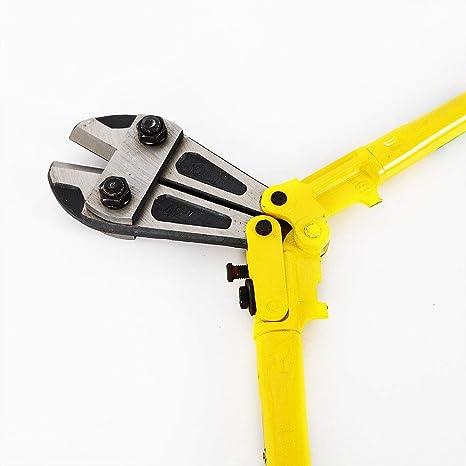 Cromo Vanadio Acero Amarillo 1200 mm Perno Cortador 45 mm ...