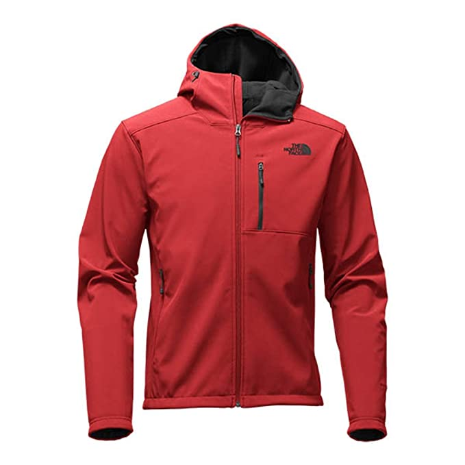 745deb8b1 Amazon.com: The North Face Apex Bionic 2 Hoodie Cardinal Red ...