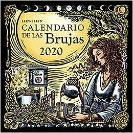 Calendario de las brujas 2020 (Spanish Edition): Llewellyn ...