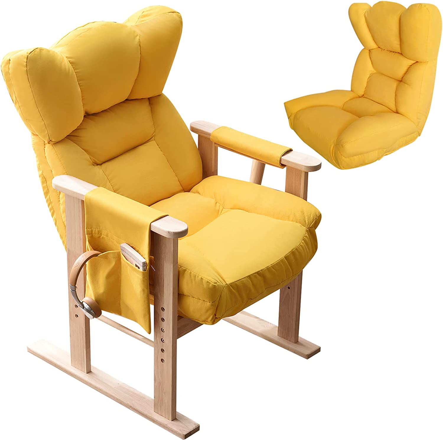 Adjustable Recliner Chair for Living Room, Single Sofa Recliner, Modern Recliner Seat, Club Chair, Home Theater Seating