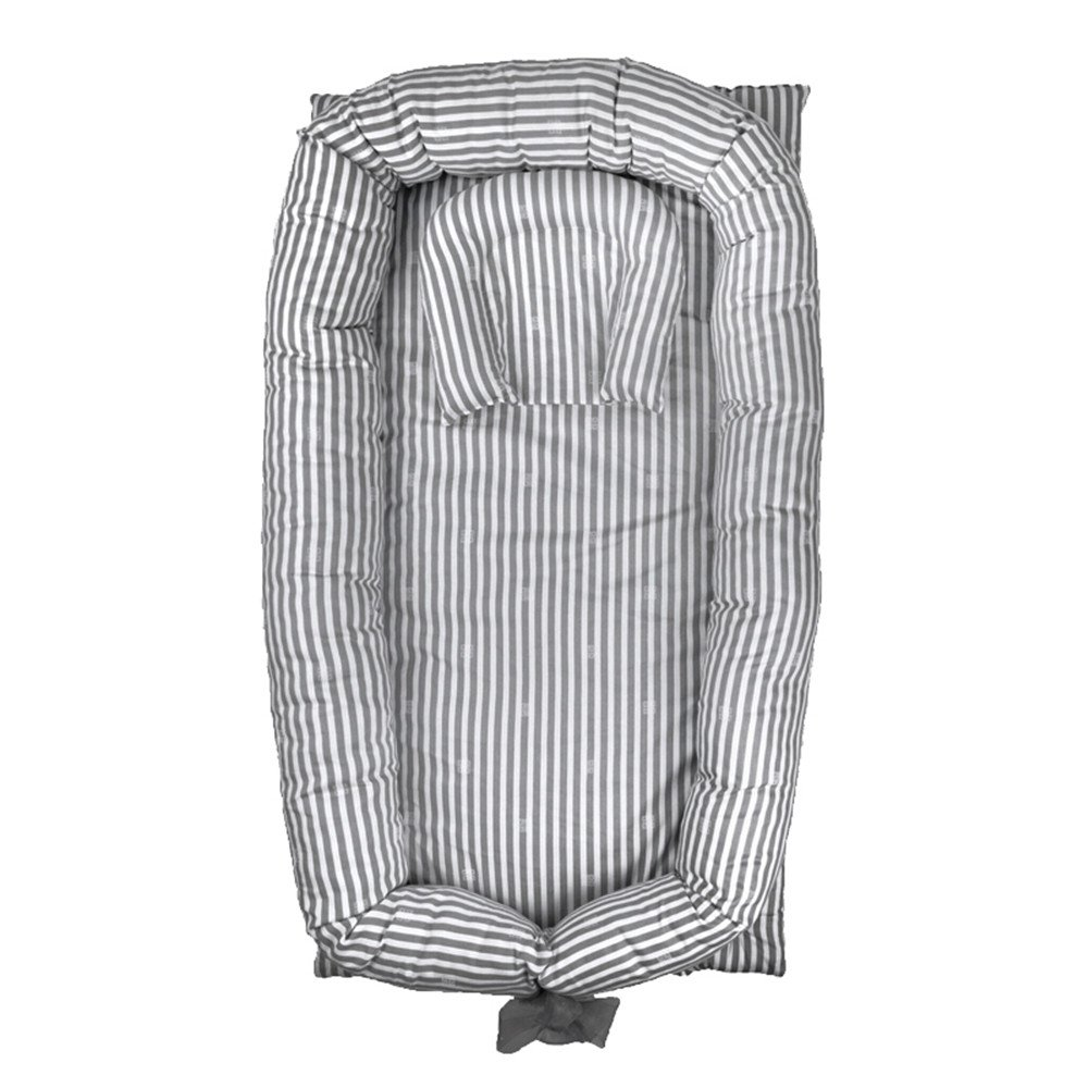 Abreeze Baby Bassinet for Bed