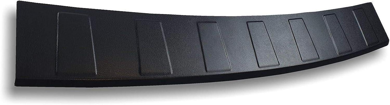 07.2015-. SUV 5 kompatibel mit BMW X1 F48 Croni Edelstahl Ladekantenschutz Heckleiste ma/ßgefertigt