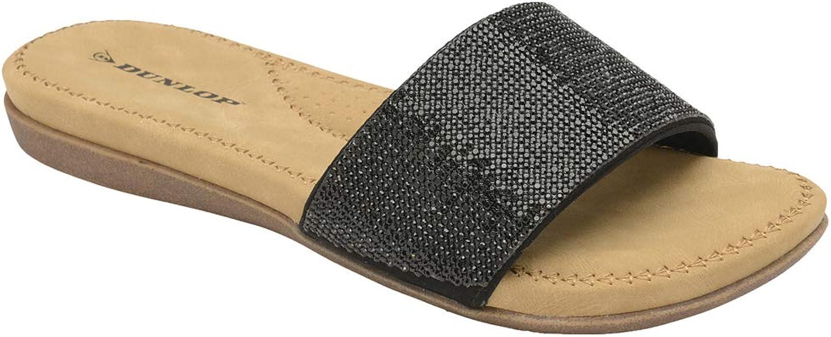 Dunlop Flip Flops Toe Post Slip on