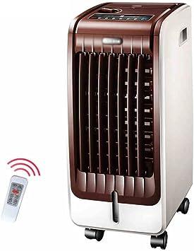 Ventilador aire acondicionado frío y caliente Uso en el hogar ...