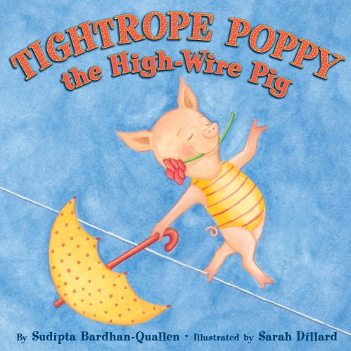 Tightrope Poppy the High-Wire Pig ebook