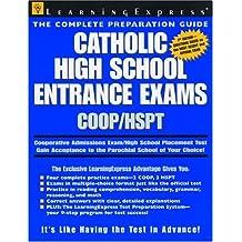 Catholic High School Entrance Exams COOP/HSPT