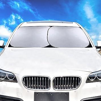 2 Pcs Auto Sun Shade Window Screen Cover Sunshade Protector For Car Auto Truck