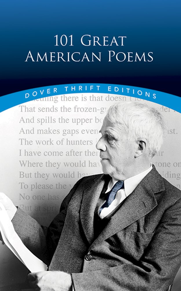 Great American Poems Thrift Editions product image