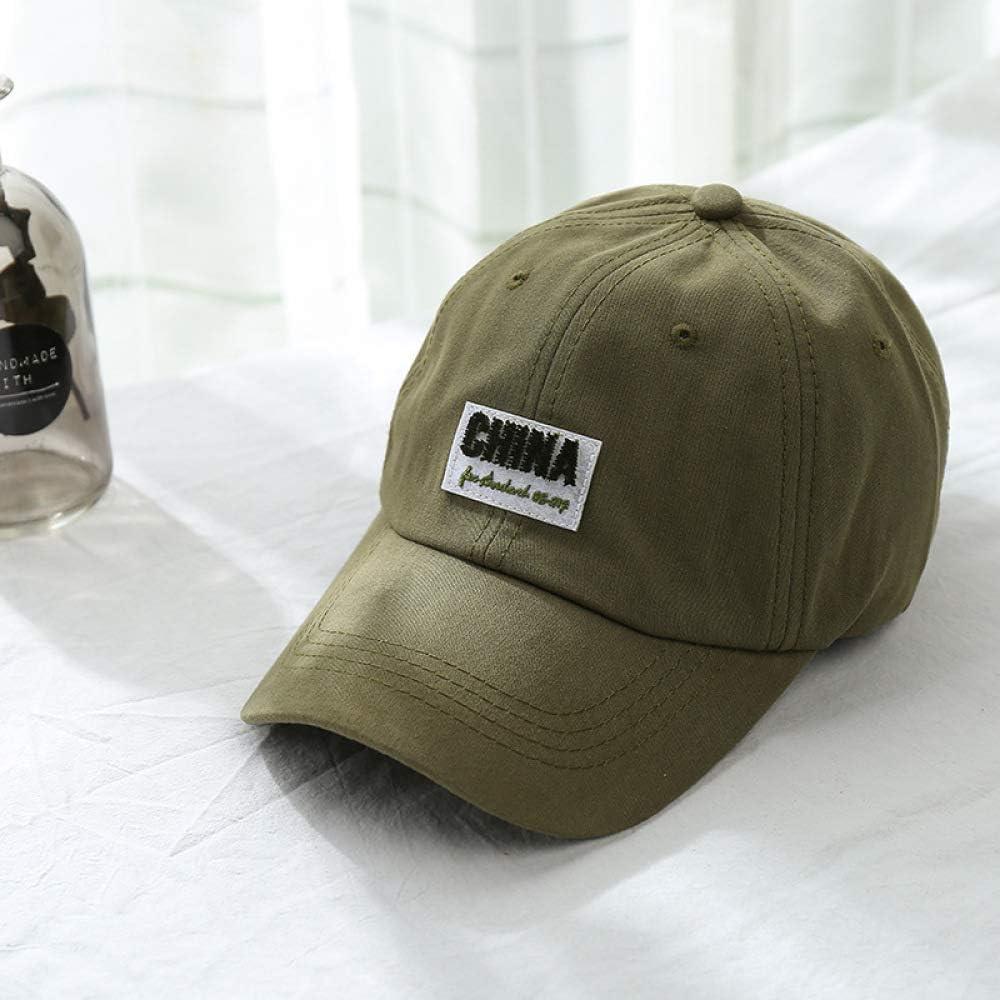 zlhcich Sombrero para el Sol Gorra de béisbol Deportiva Gorra con Bordado de Letras: Amazon.es: Hogar