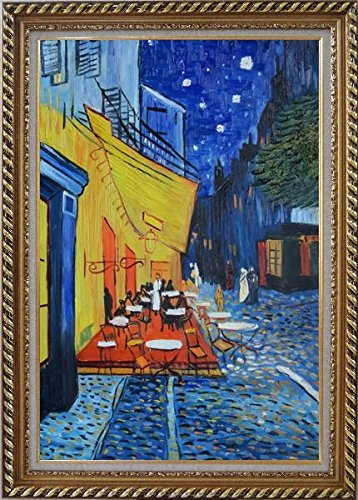 France Oil Painting (Framed Oil Painting 36