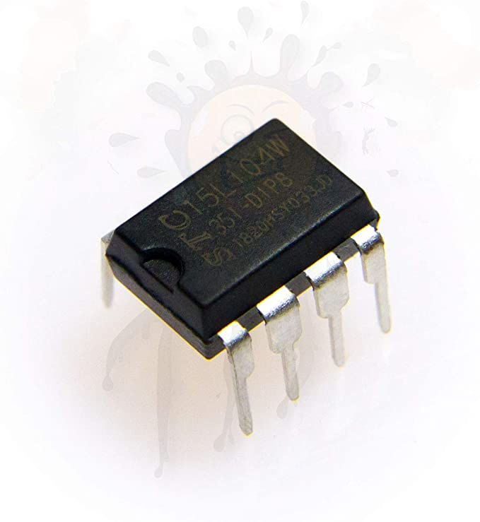 STC15F104W 4,2-5,5V STC15L104 2,4-3,6V 8051 Single-Chip MCU DIP-8 oder SOP-8 IC