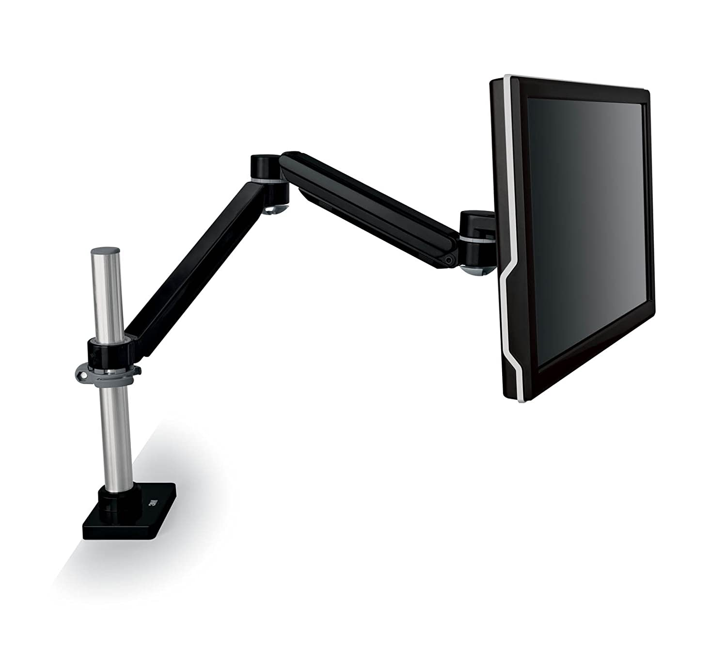 3M Easy-Adjust Monitor Arm MA240MB - Mounting kit for monitor - black   B009NV4UX0