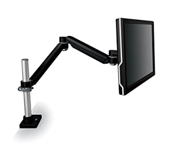 Amazoncom 3M Easy Adjust Desk Mount Monitor Arm Adjust Height
