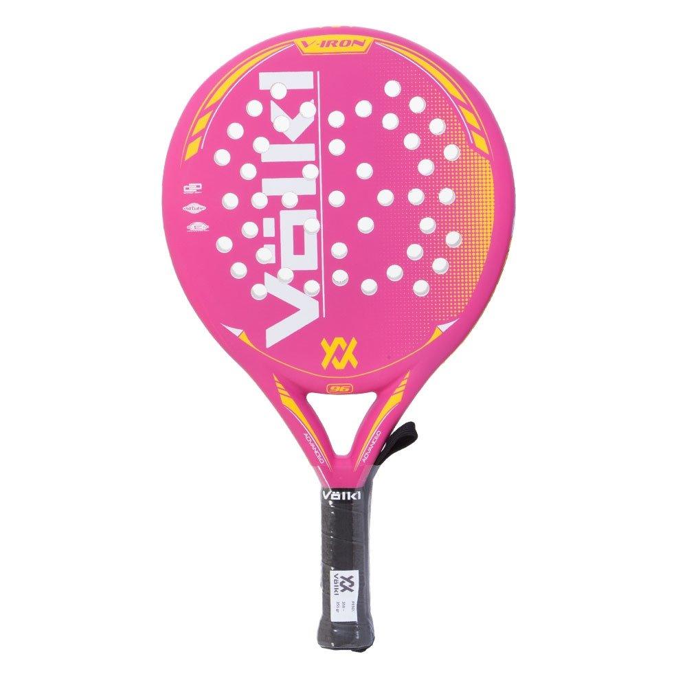 VOLKL V-Iron 96 Rosa: Amazon.es: Deportes y aire libre