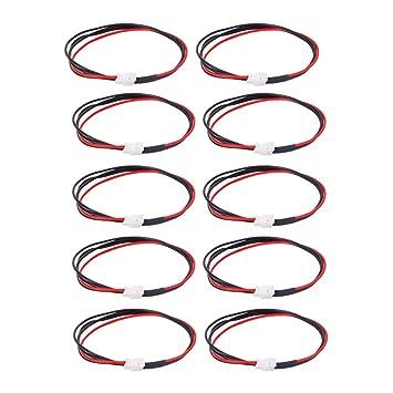61KEEl4fTuL._SY355_ amazon com femitu jst xh 3s lipo balance wire extension lead toys